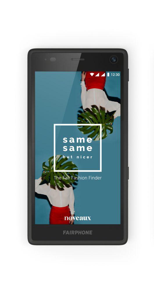 Same-Same-Presse-Startscreen